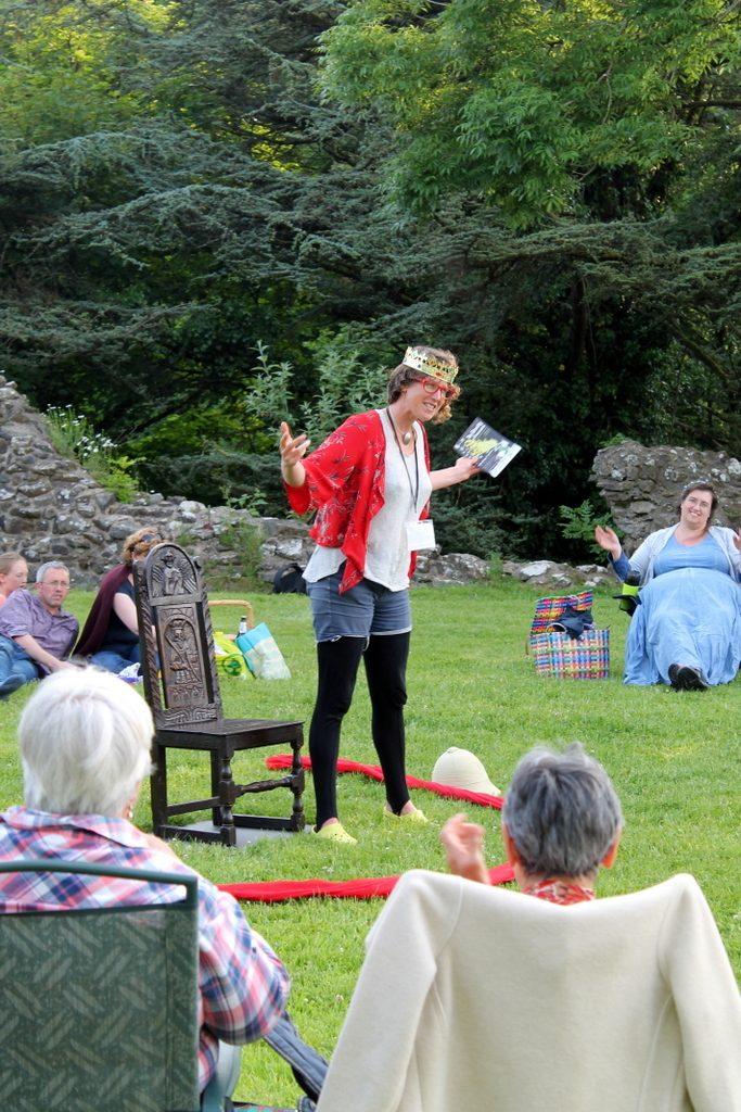 Storytelling-Mabinogion Picnic-Pembrokeshire
