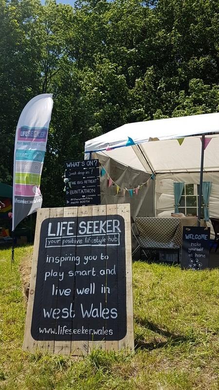 Life Seeker #playsmartlivewell - Wales