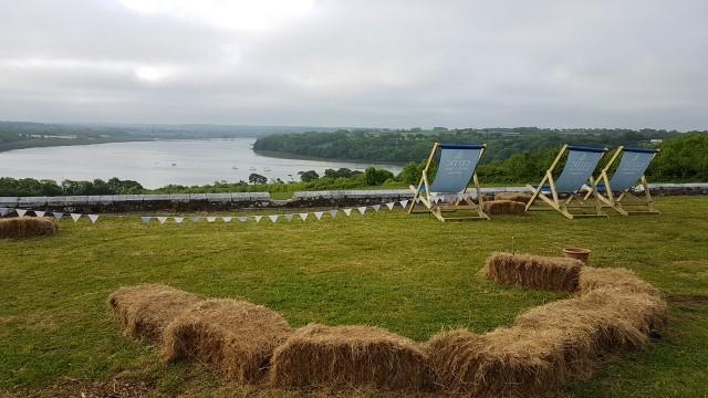 Morning at The Big Retreat Wales
