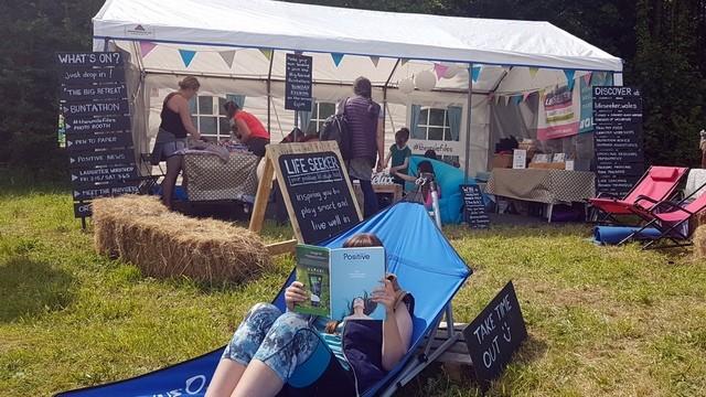 Life Seeker mini hub - The Big Retreat Wales