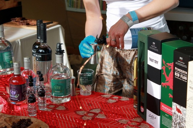 Gin workshop - The Big Retreat Wales